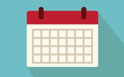 Calendari Curs Escolar!